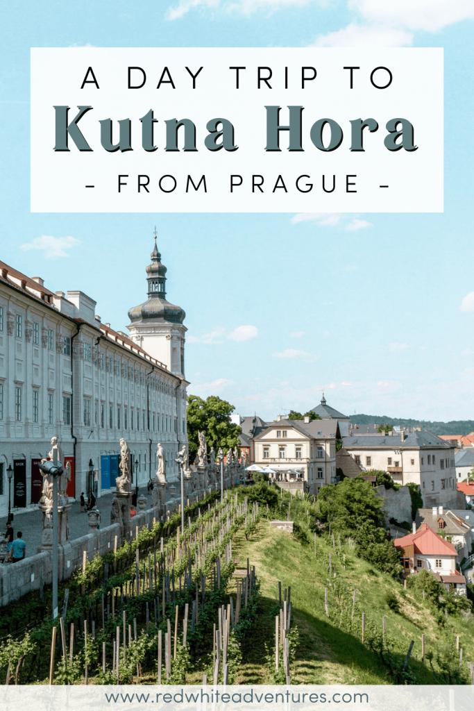 Kutna Hora pin for Pinterest!