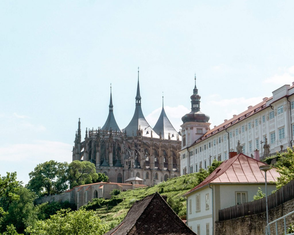 Kutna Hora is a beautiful city in the Czech Republic.